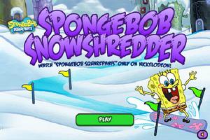 SpongeBob SnowShredder