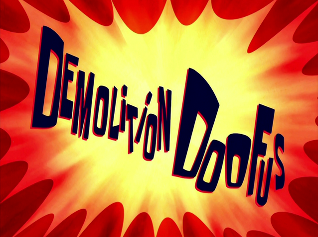File:Demolition Doofus title card.png