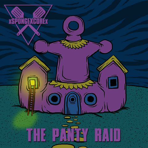 File:XSPONGEXCOREx - The Panty Raid - cover.png