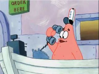 Patrick phone