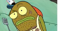 Not SpongeBob