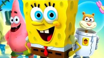 SpongeBob HeroPants Trailer 2