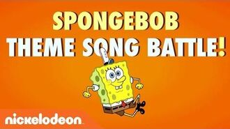 SpongeBob SquarePants Theme Song Battle Nick Stars vs. Nick Noises Nick