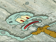 Squidward in The Main Drain-27