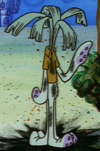 Squidward without a Head