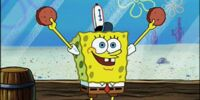 SpongeBob SquarePants (character)/gallery/Wet Painters