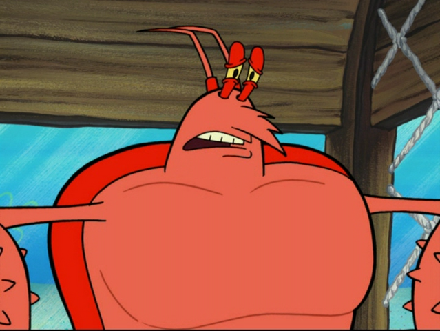 File:Larry the Lobster in The Krabby Kronicle-32.png