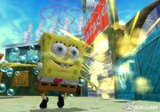 3d Spongebob In 1 Macanic Area