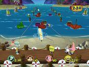 3d Spongebob, 3d Squidward, 3d Sandy, & 3d Patrick7
