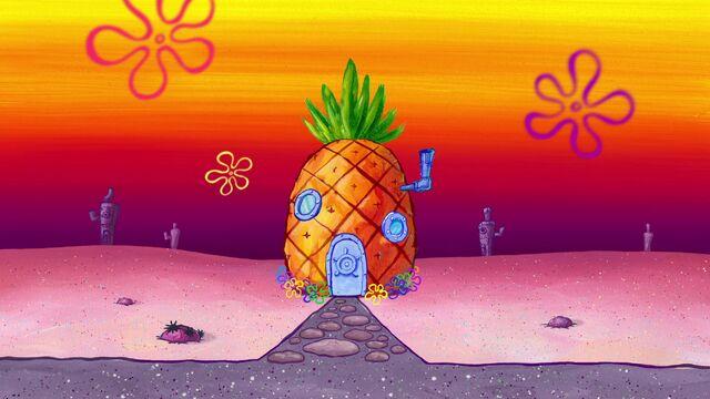 File:SpongeBobs Pineapple Gary's new Toy.jpg