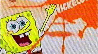 Channel 9 (Greece) Spongebob Break Bumper 2 2005-2008