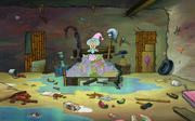 Squidward's Trash House7
