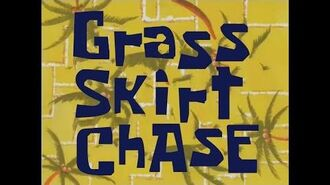 SpongeBob Music Grass Skirt Chase