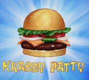 Krabby Patty 2