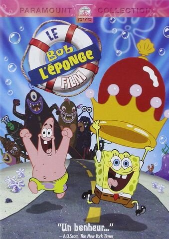 File:The SpongeBob SquarePants Movie French DVD.jpg
