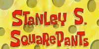 Stanley S. SquarePants (gallery)