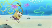 MAD Cartoon Network SpongeBob Taken Nemo