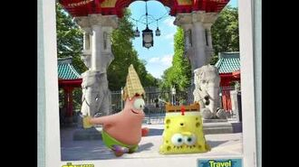 SpongeBob and Patrick Travel the World - GERMANY Paramount Pictures International
