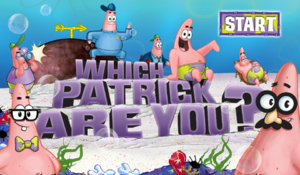 Which Patrick Are You?