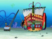Its a movie palace
