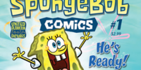 SpongeBob Comics No. 1
