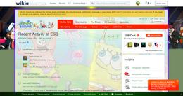 Gravity Falls background on SpongeBob SquarePants wiki