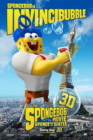 File:The SpongeBob Movie- Sponge Out of Water - Invincibubble poster.jpg