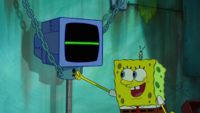SpongeBob SquarePants Karen the Computer Chains