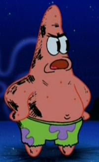 Burnt Patrick5