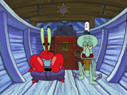 Mr.Krabs in Wormy-6