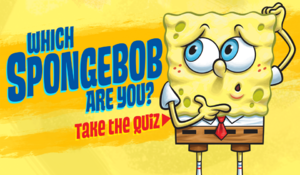Which SpongeBob Are You?