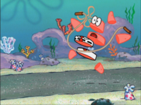 Patrick in Pieces