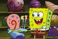 SpongeBobgary's new shell