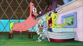 SpongeBob SquarePants - 'Mermaid Man, Our Hero'