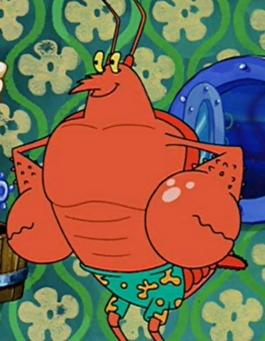 File:Larry the Lobster.png
