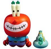 Mr Krabs toy