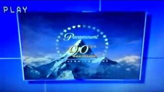 Paramount 90th Anniversary Feature Presentaion logo (2002, EXTREMELY RARE!)