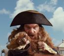 Burger Beard the Pirate