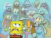 The Two Faces of Squidward 21