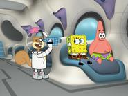 SpongeBob in Documenting Our Road Trip-2