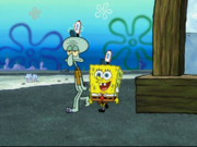Squidward in Penny Foolish-9