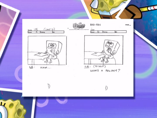 File:To SquarePants or not to SquarePants storyboard panels-2.png