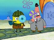 SpongeLock Holmes and Dr. Patson 2