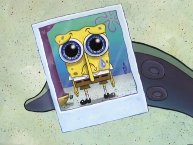 File:The Embarassing Snapshot of Spongebob at the Christmas party.png