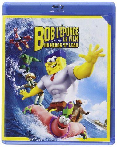 File:Bob L'éponge Le Film - Un Héroes Sort de L'eau Blu-ray.jpg