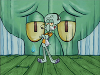 Squidward in Whale of a Birthday-40