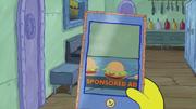 SpongeBob Checks His Snapper Chat 47