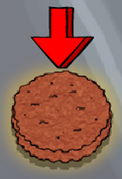 Fry Cook Flip Out - Yellow highlighted patty