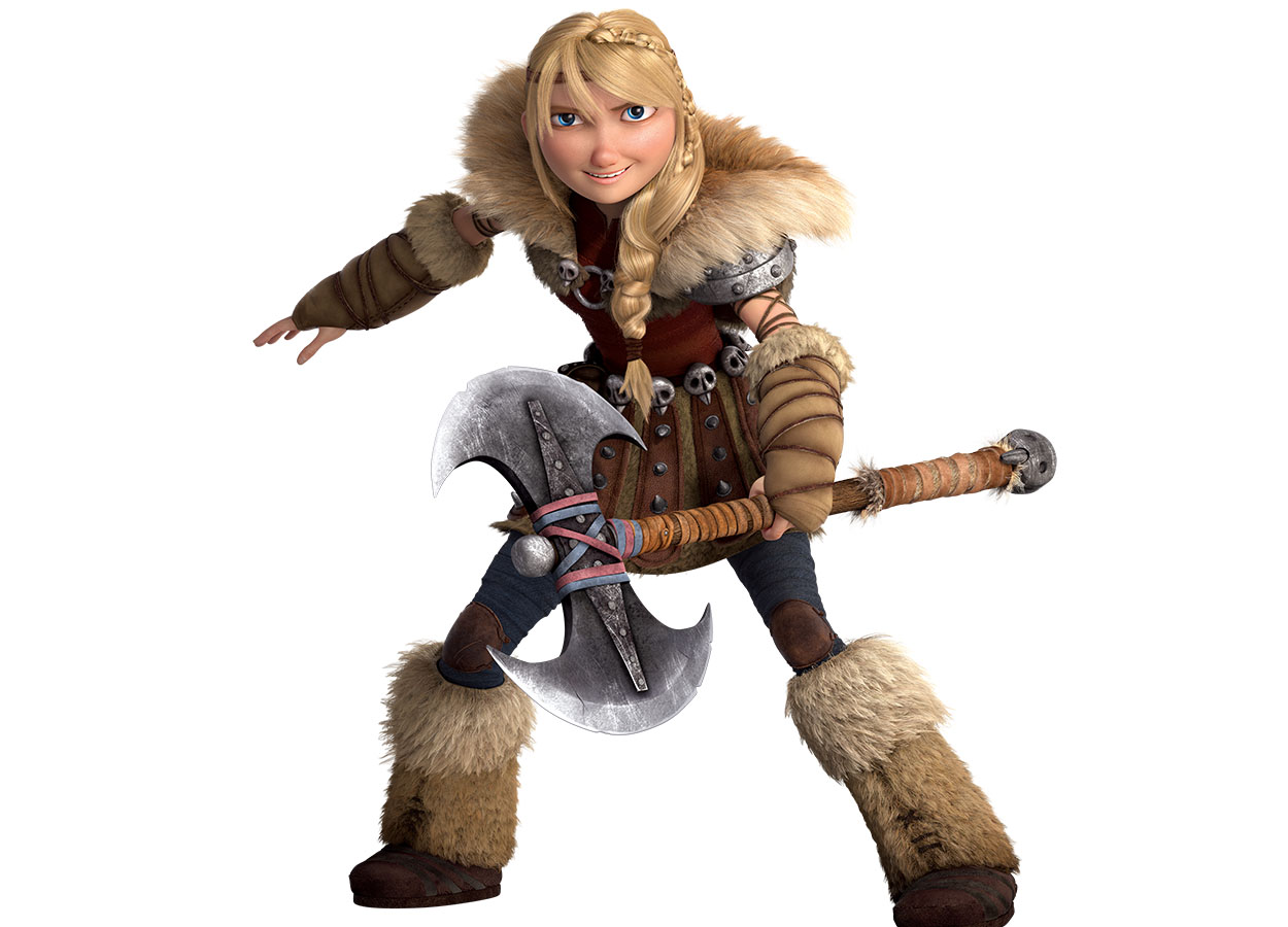 How to train your dragon astrid and  hentai scenes
