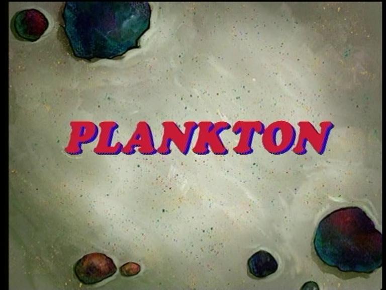 Plankton spongebob squarepants wiki fandom powered by - Pagina a colori spongebob ...